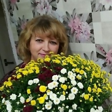 Фотография девушки Людмила, 52 года из г. Крупки